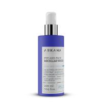 Arkana Eye + Face Micellar Water 200ml