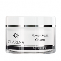 Clarena Power Matt Cream 50ml