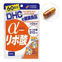 DHC Alpha lipoic acid 60 days