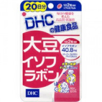 DHC soy isoflavone 20 days