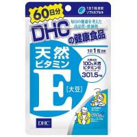DHC vitamin E 60 days