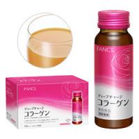 FANCL HTC Collagen Tense Up EX Drink 30 x 50 ml