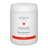 NOREL Acne Peat Mud Mask for face and back 1000 ml