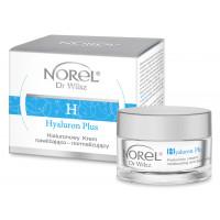 Norel Hyaluron Plus Hyaluronic Cream Moisturizing and Balancing 50ml