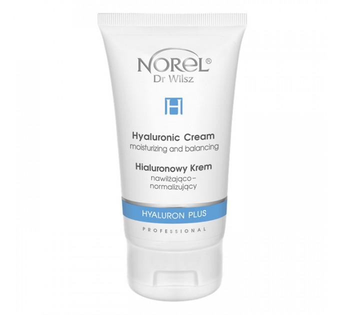 Norel Hyaluron Plus Hyaluronic Cream Moisturizing and Balancing 150ml