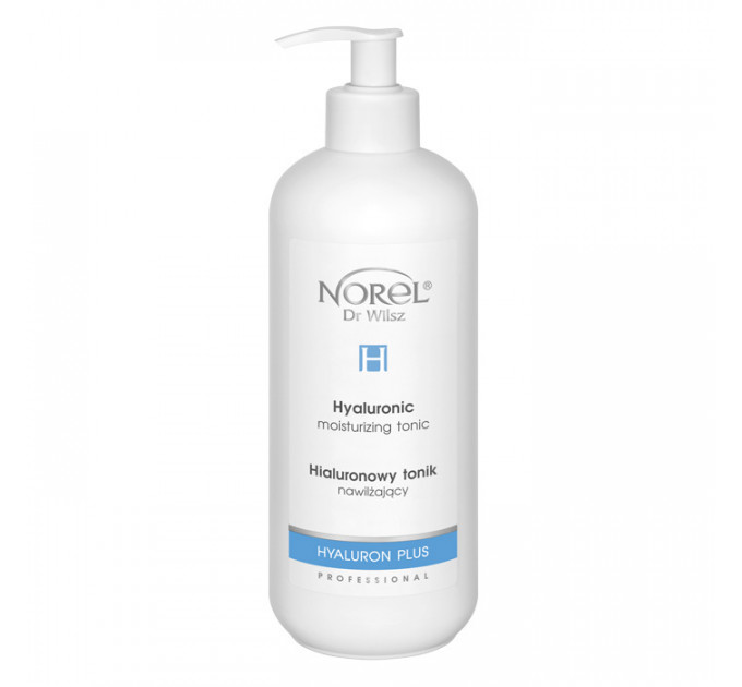 Norel Hyaluron Plus Hyaluronic Moisturizing Tonic 500ml