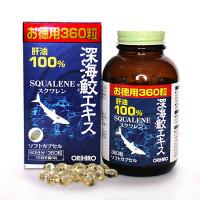 Orihiro Squalene for 60 days