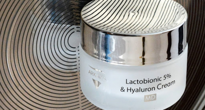 Lactobionic 5% and Hyaluron Acid cream