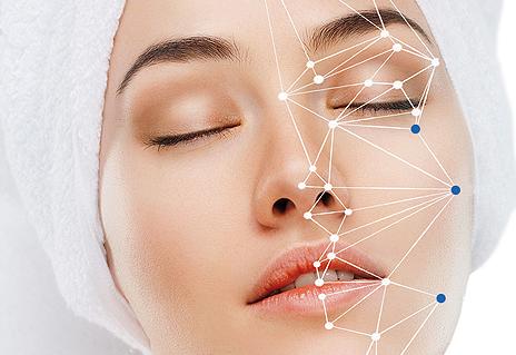 Hyaluron 3D Line Clarena увлажнение кожи лица